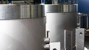 Electromotors made out of thick-walled steel tubes with wall thickness up to 60 mm, also with liquid-cooled outer jacket